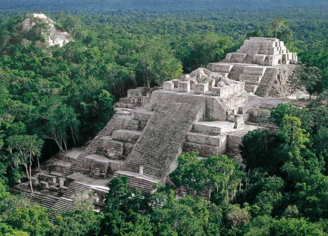 The Tikal-Calakmul Wars