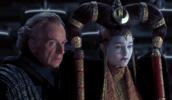 Star Wars: Padmé and the Vote of No Confidence